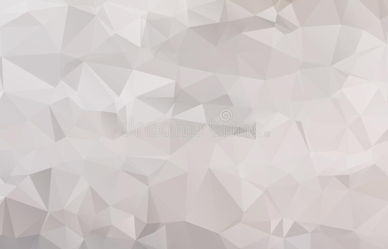 Abstract Light gray mosaic background. Abstract Light gray mosaic backgroun eps.10 vector illustration