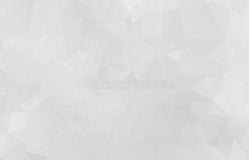 Abstract Light gray mosaic background. Eps.10 vector illustration