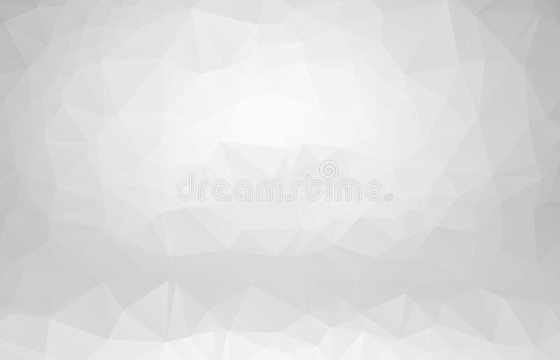 Abstract Light gray mosaic background. Eps.10 eps.10 vector illustration
