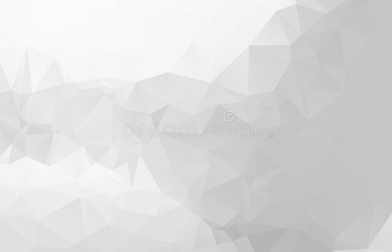 Abstract Light gray mosaic background. Epsn.10 vector illustration