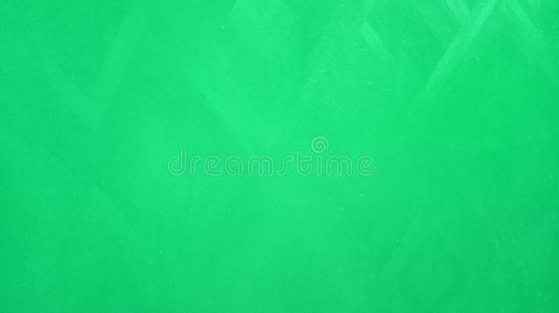 Abstract Light green paper smooth triangles texture reflected on paper background wallpaper stock photography