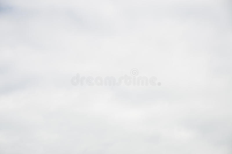 Abstract light grey background smooth clouds close royalty free stock image