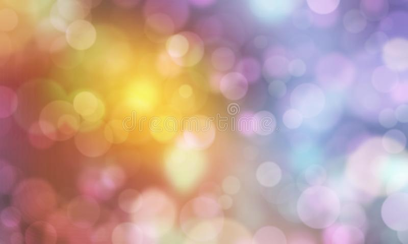 Abstract light Heart bokeh background, Christmas lights, Blurry lights, Glitter sparkle, Valentine Festival. Abstract light Heart bokeh background, Christmas royalty free stock images