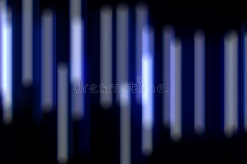Abstract light lines on a dark background. Slow shutter speed. Abstract light lines on a dark background, business, design, party, texture, bright, color royalty free stock image