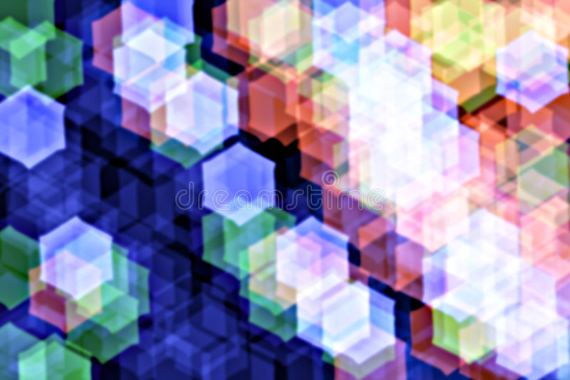 Abstract light pattern royalty free stock image