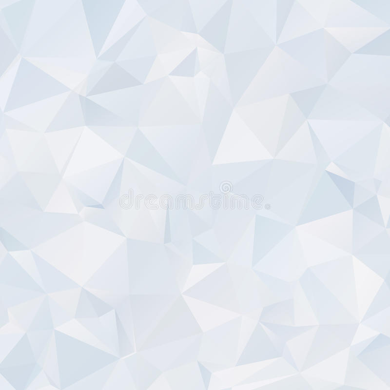 Free Abstract Light Polygonal Background. Ice Back Royalty Free Stock Photo - 79772885