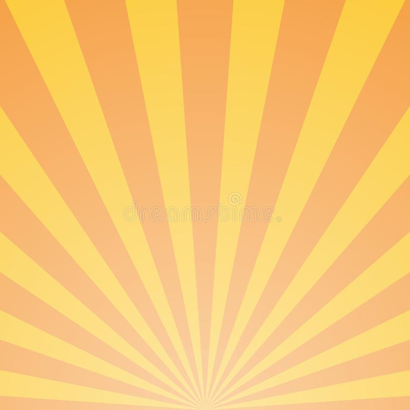 Abstract light rays background royalty free illustration