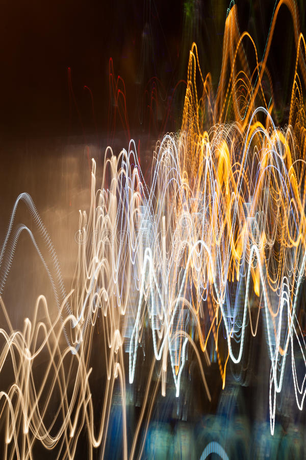 Abstract light. Abstract wave light effect background royalty free stock images