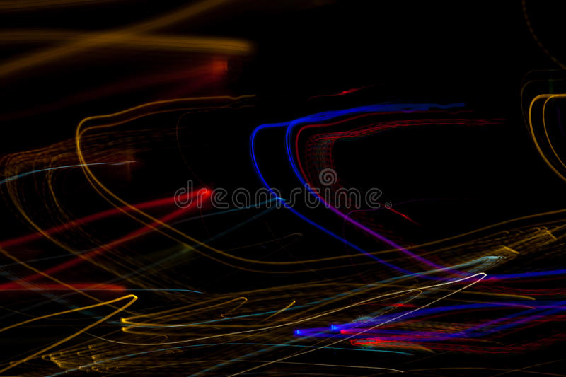 Abstract light. Abstract wave light effect background stock photography