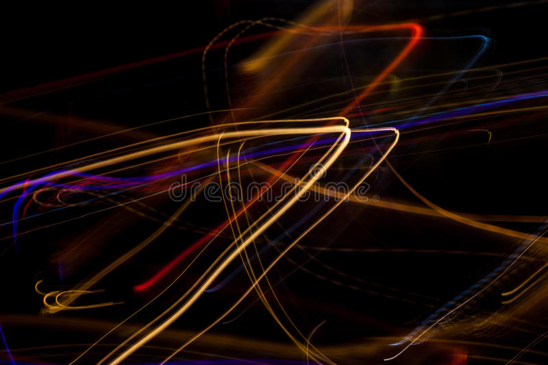 Abstract light. Abstract wave light effect background stock images