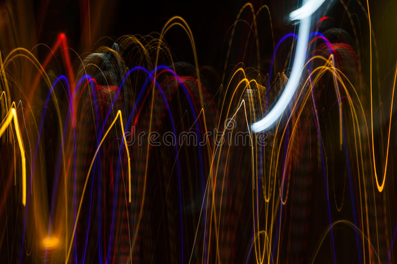 Abstract light. Abstract wave light effect background stock photo