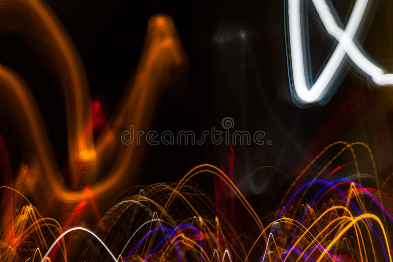 Abstract light. Abstract wave light effect background stock photos