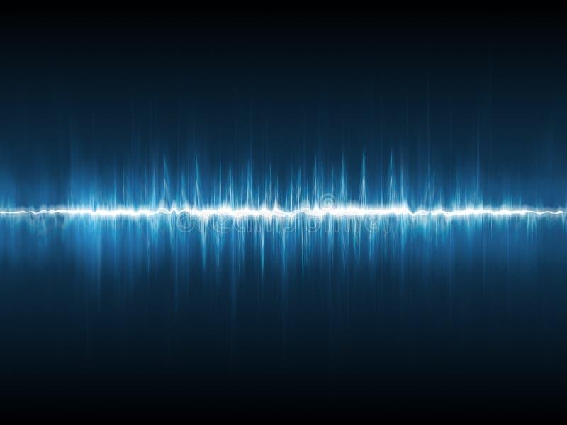Download Abstract Lightning Waveform Stock Illustration - Image: 12671571