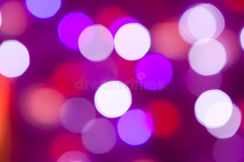 Abstract Lights. Abstract Defocused Lights (for background use royalty free stock photo