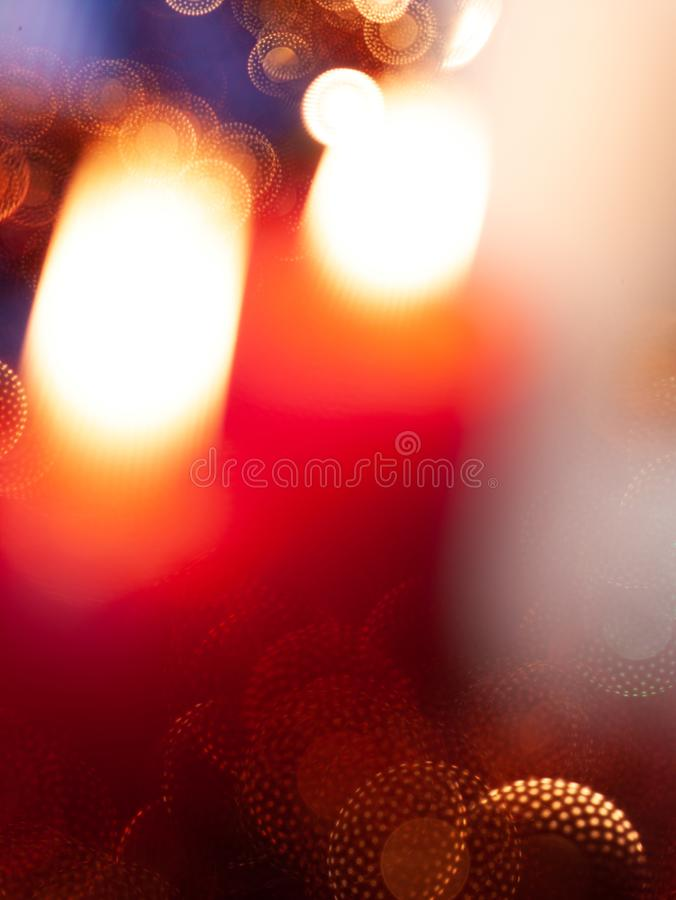 Abstract Lights. Blured party and holidays backgrounds royalty free stock image