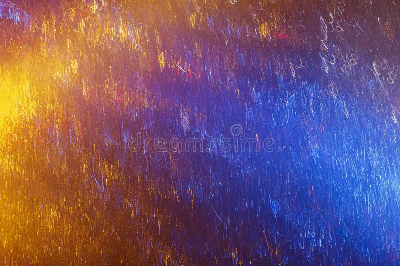 Abstract lights texture. Abstract lights background. Photograph of moving glitter lit up with light royalty free stock photography