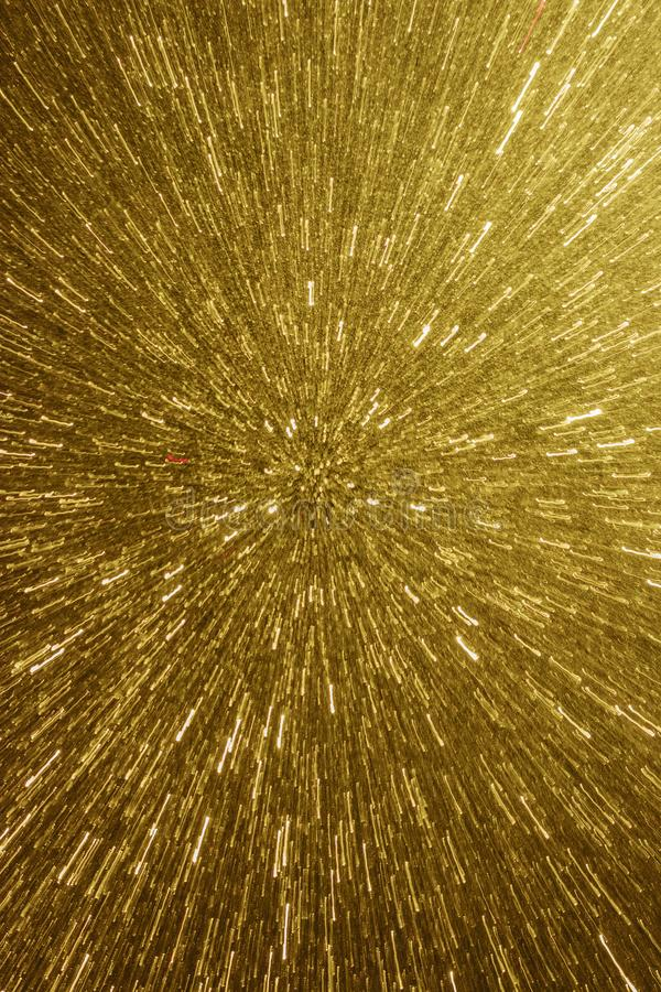 Abstract lights texture. Abstract lights background. Photograph of moving glitter lit up with light royalty free stock image