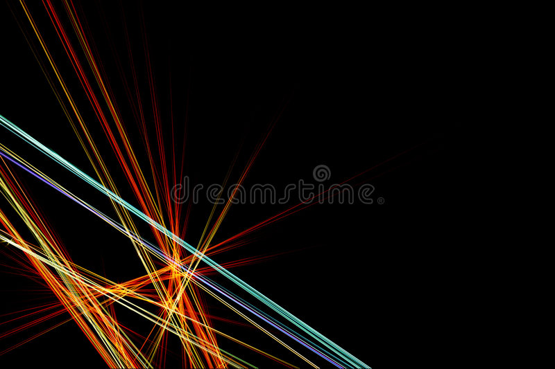 Abstract Line Background stock photography
