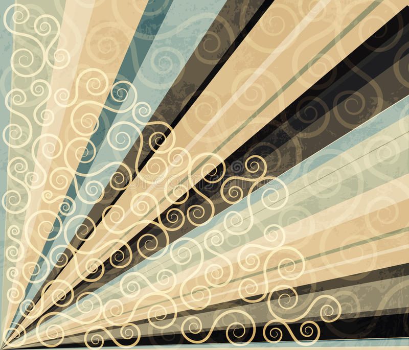 Download Abstract line background stock vector. Illustration of poster - 26851250