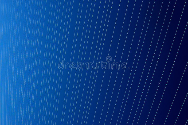 Abstract Line Work stock illustration