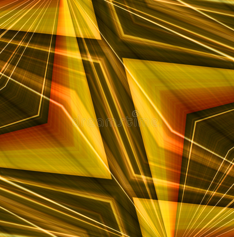Download Abstract Linear Color Background. Stock Illustration - Image: 5080446