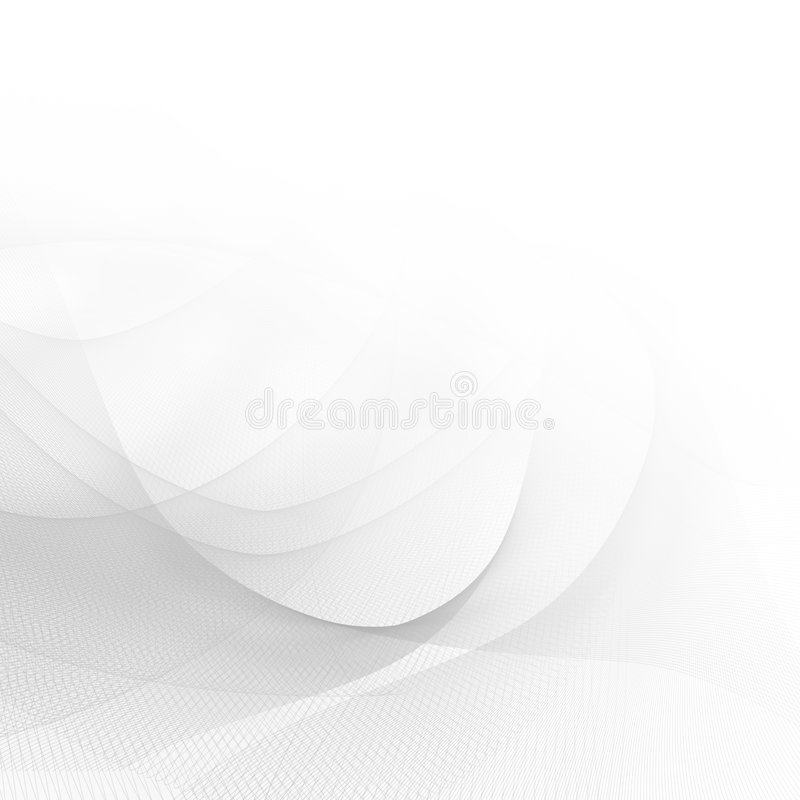 Abstract lines stock illustration