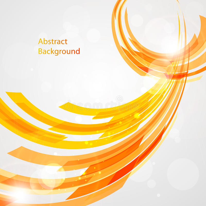Abstract lines background stock illustration