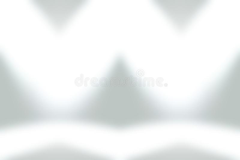 Abstract luxury blur Grey color gradient, used as background studio wall for display your products. royalty free stock image