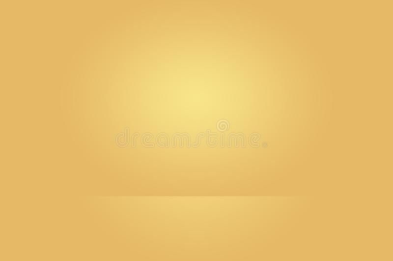 Abstract Luxury Gold Studio well use as background,layout and presentation. vector illustration