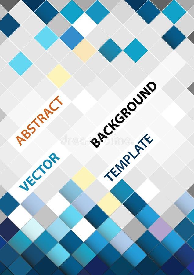 Abstract malplaatje stock afbeeldingen