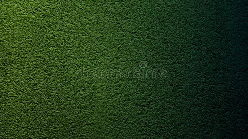 Abstract martian green forest color with wall rough dry texture background. royalty free stock image