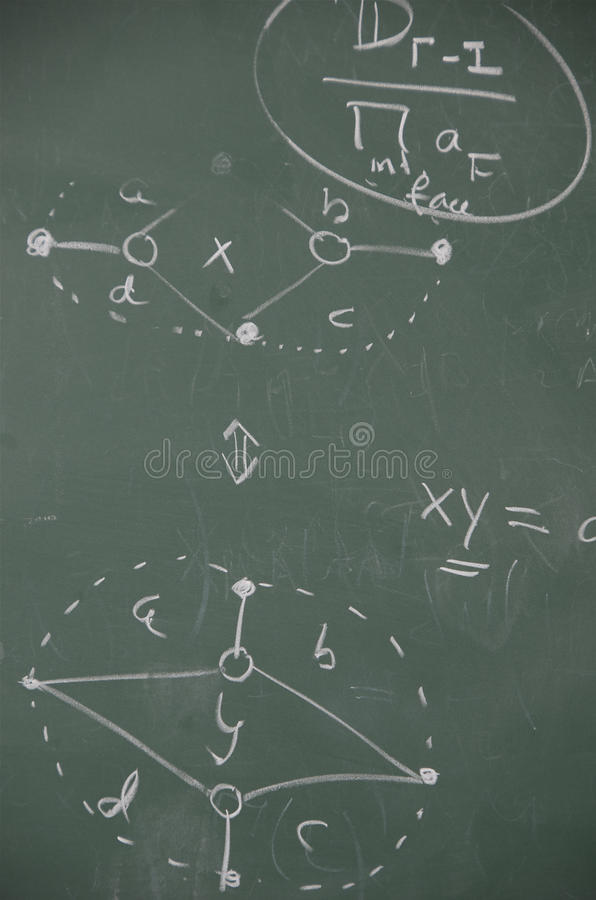 Download Abstract Mathematics stock image. Image of difficult - 21320335