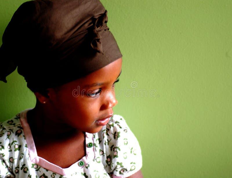 Abstract Meisje royalty-vrije stock afbeelding