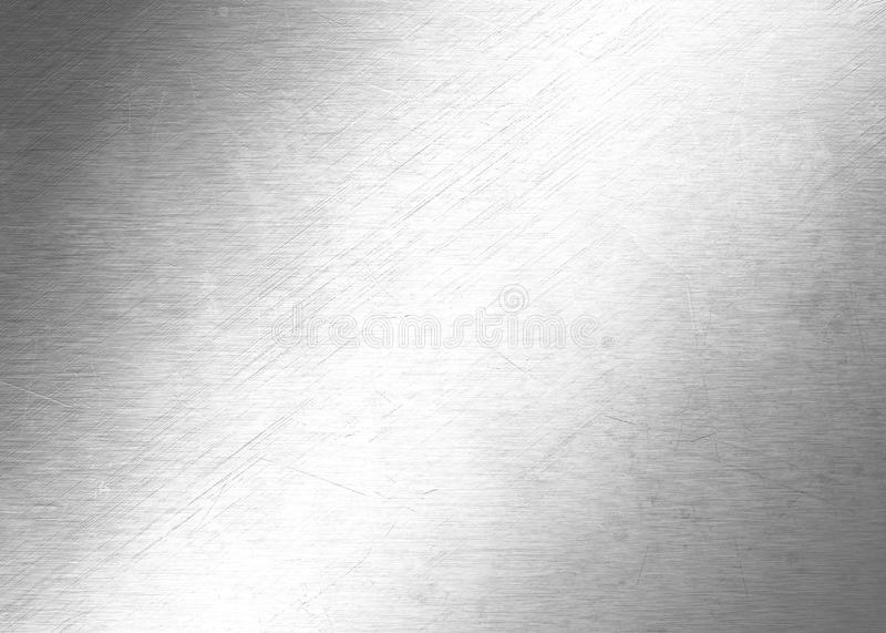 Abstract metal background - Silver surface patterm - Metal texture. Silver metal abstract background and Silver surface patterm in grey silver color shining stock image