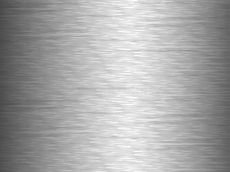 Abstract metal texture background. Vector of metal texture background royalty free illustration