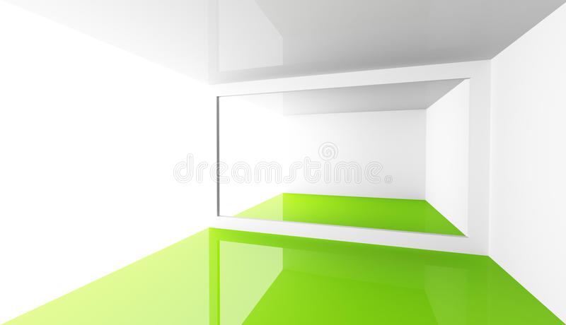 Download Abstract Minimal Architecture Background Stock Illustration - Image: 27727299