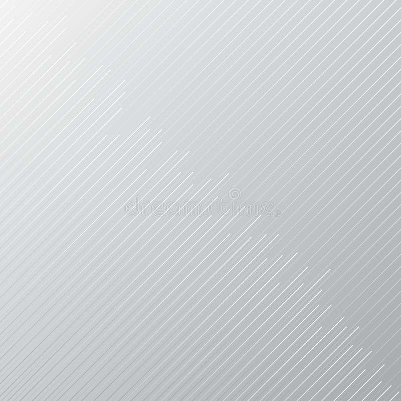 Abstract minimal design stripe and diagonal lines pattern on gray and white background and texture. Vector illustration vector illustration