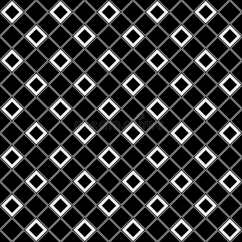 Abstract minimalistic pattern rhombus. Abstract minimalistic black and white pattern, rhombus, monochrome, geometric vector illustration