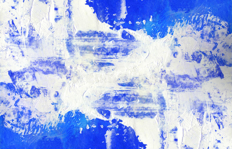 Abstract mixed media background or texture stock image