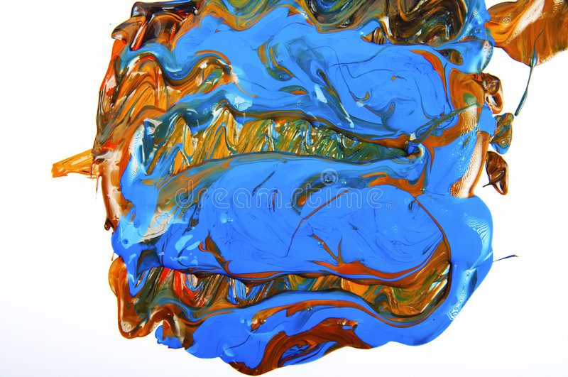 Download Abstract mixture stock image. Image of series, paints - 7126243