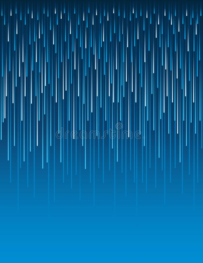 Abstract modern background with blue vertical lines. Backgrounds composed of glowing blue lines. Can be used for scrap booking, vector illustration