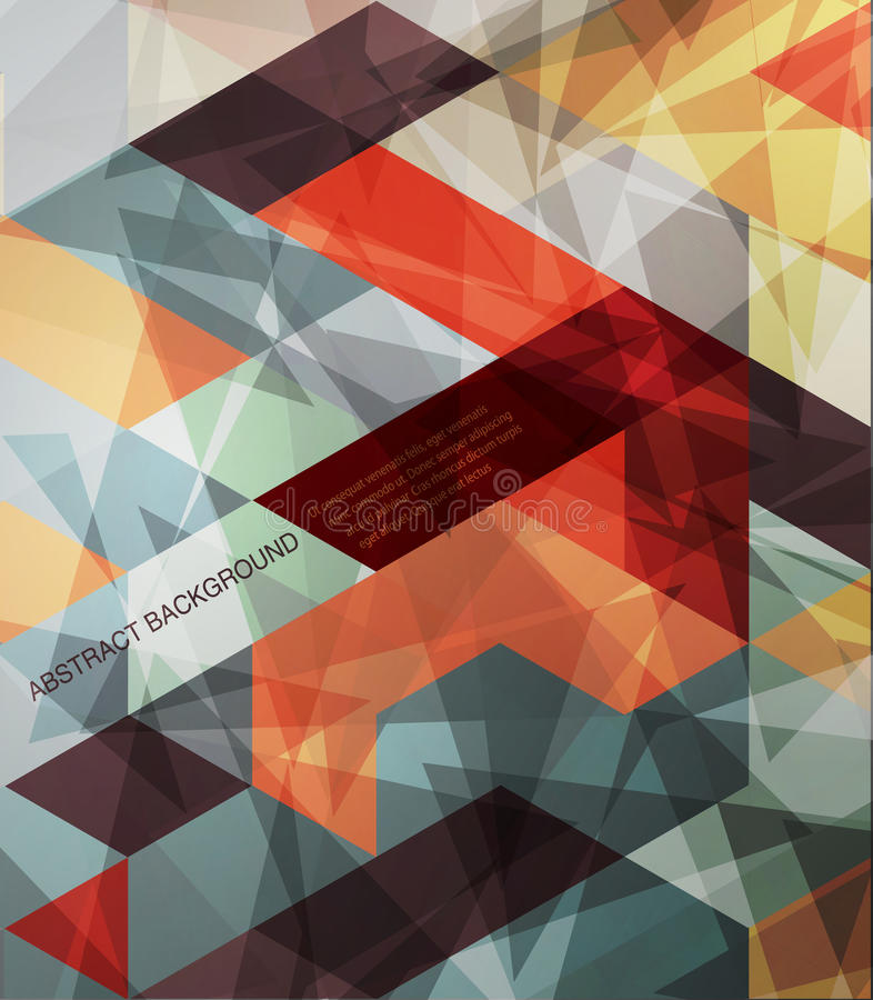 Abstract modern background. This is file of EPS10 format stock illustration