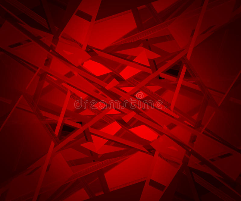 Abstract Modern background stock image
