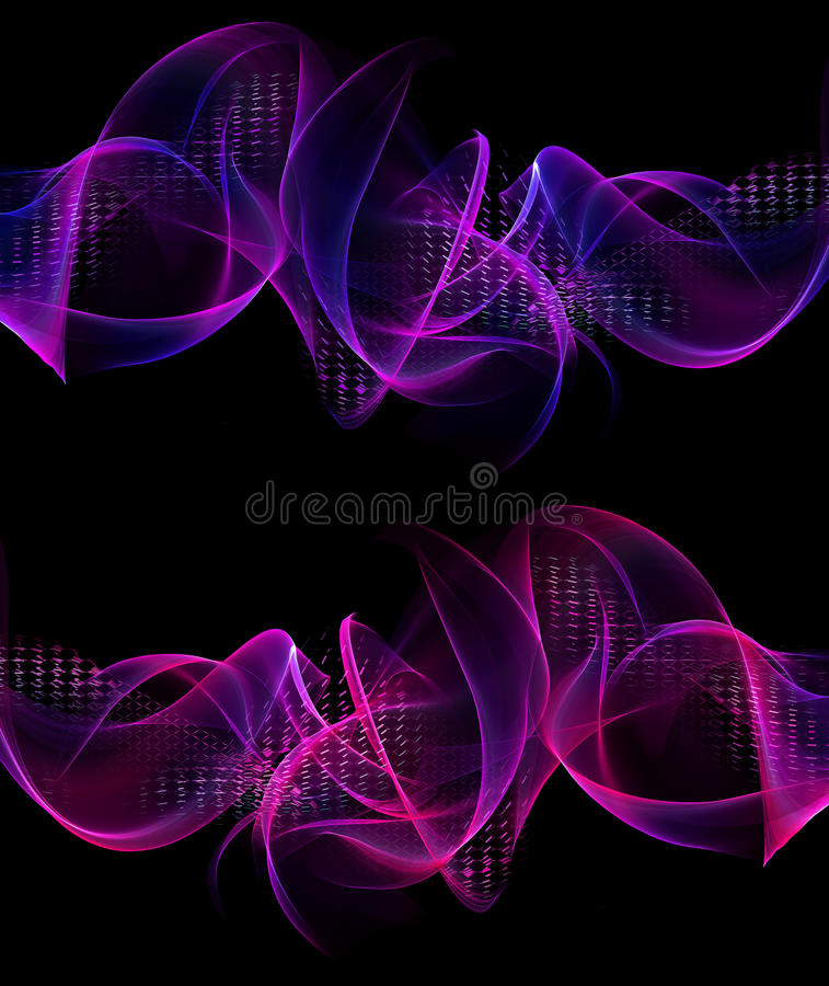 Abstract modern flame backgrounds royalty free stock image