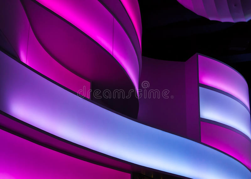 Abstract modern interior designs royalty free stock photo