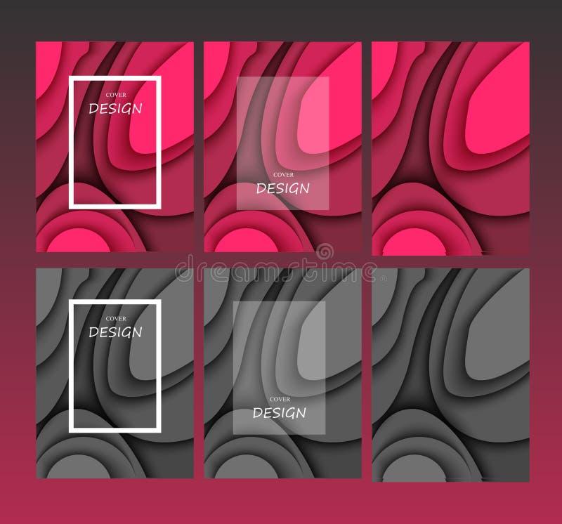 abstract modern ontwerp als achtergrond vector illustratie