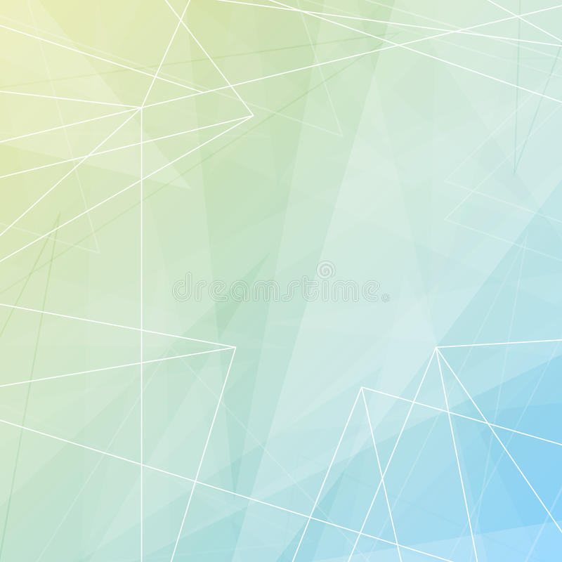 Abstract Modern Paper Background Template Stock Vector