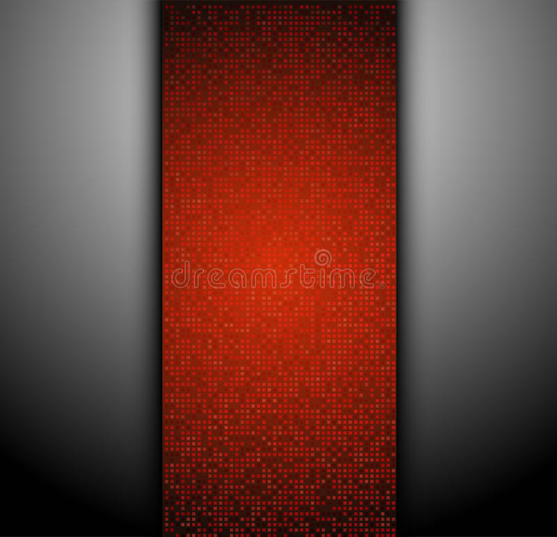 Abstract Mosaic Banner Stock Images