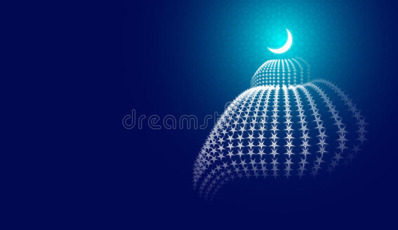 Download Abstract Mosque stock illustration. Image of middle, islamic - 16638616