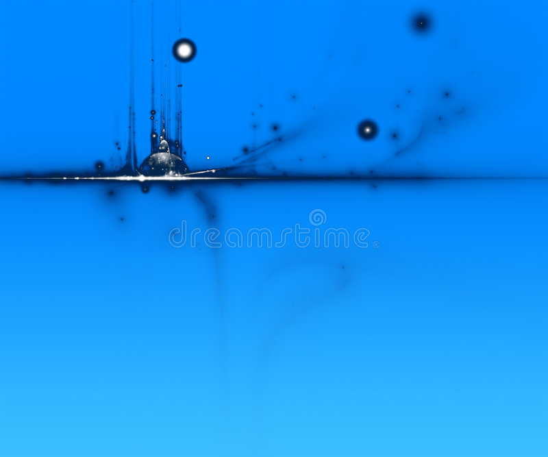Abstract motion background. An illustration of an abstract motion background stock photography